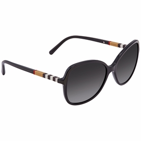 Burberry BE4197 30018G-58 BE4197 Ladies  Sunglasses