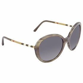 Burberry BE4239Q-3658T3-57  Ladies  Sunglasses