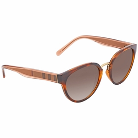 Burberry BE4249-331613-53 BE4249 Ladies  Sunglasses