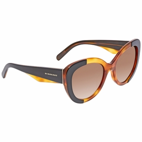 Burberry BE4253F-365013-54  Ladies  Sunglasses