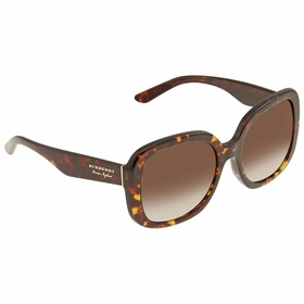 Burberry BE4259F-3002T-56  Ladies  Sunglasses