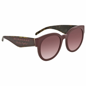 Burberry BE4260 36898D 54  Ladies  Sunglasses