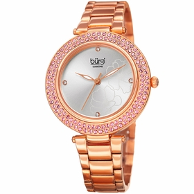 Burgi BUR179RG  Ladies Quartz Watch