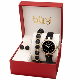 Burgi BUR241YGB-S  Ladies Quartz Watch