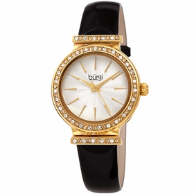 Burgi BUR243BK  Ladies Quartz Watch
