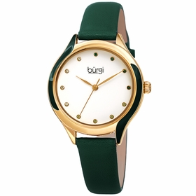 Burgi BUR248GN  Ladies Quartz Watch