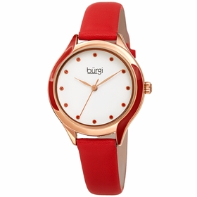 Burgi BUR248RD  Ladies Quartz Watch