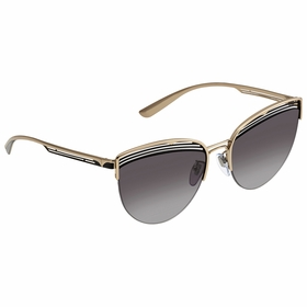 Bvlgari 0BV611820338G58  Ladies  Sunglasses