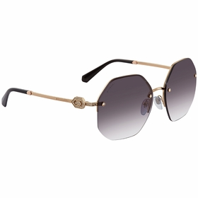 Bvlgari 0BV6122B20148G58 Serpenti Ladies  Sunglasses