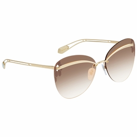 Bvlgari 0BV613020146F61 Condotti Ladies  Sunglasses