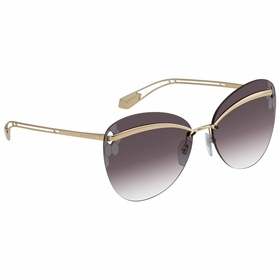 Bvlgari 0BV613020148G61 Condotti Ladies  Sunglasses