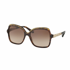 Bvlgari 0BV8181B 535313 56  Ladies  Sunglasses