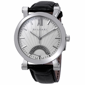 Bvlgari 101707 Sotirio Retrograde Mens Automatic Watch