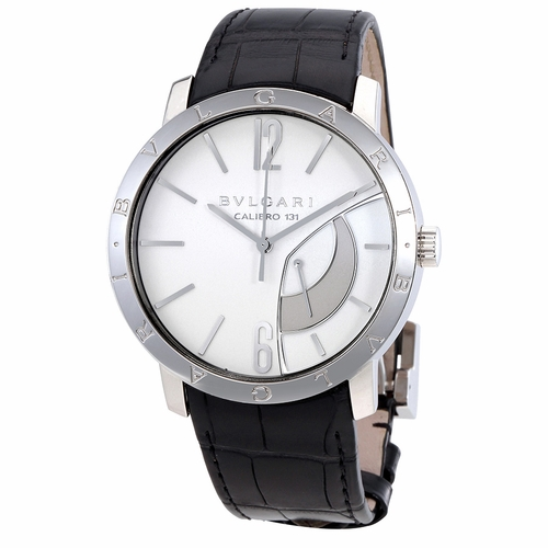 Bvlgari 101870 Bvlgari Bvlgari Mens Hand Wind Watch