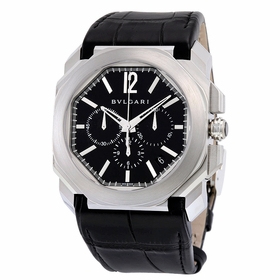 Bvlgari 102103 Octo Velocissimo Mens Chronograph Automatic Watch