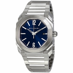 Bvlgari 102105 Octo Solotempo Mens Automatic Watch