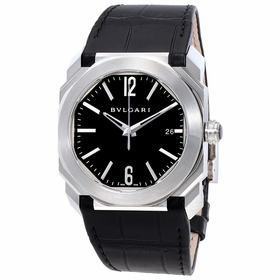 Bvlgari 102121 Octo Solotempo Mens Automatic Watch