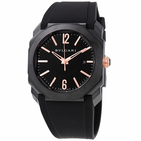 Bvlgari 102581 Octo Mens Automatic Watch