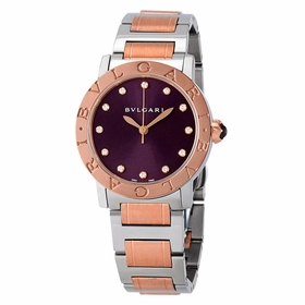 Bvlgari 102622 Bvlgari Bvlgari Ladies Automatic Watch