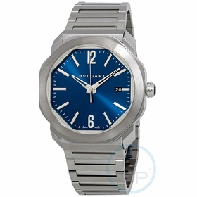 Bvlgari 102856 Octo Roma Mens Automatic Watch