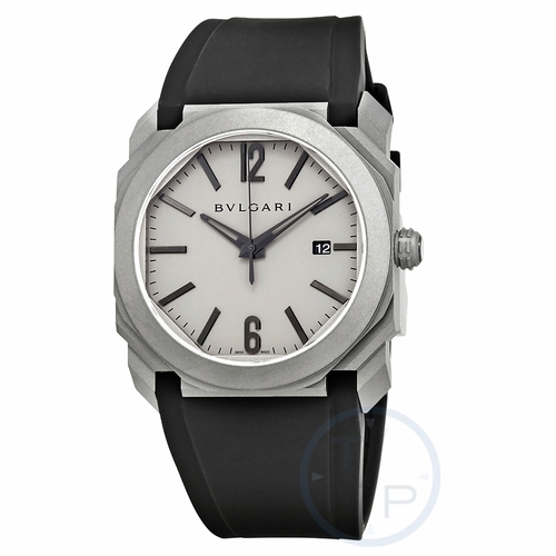 Bvlgari 102858 OctoSolotempo Mens Automatic Watch