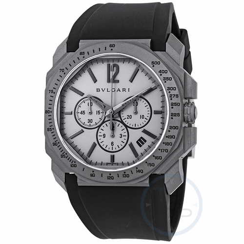 Bvlgari 102859 Octo Velocissimo Mens Chronograph Automatic Watch