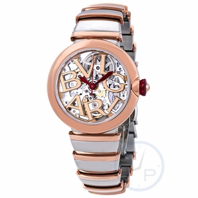 Bvlgari 102878 Lvcea Ladies Automatic Watch