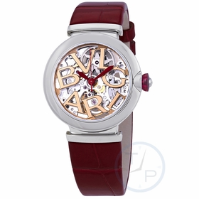 Bvlgari 102879 Lvcea Ladies Automatic Watch