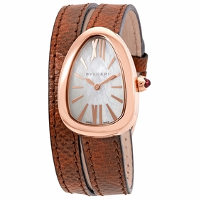 Bvlgari 102919 Serpenti Ladies Quartz Watch