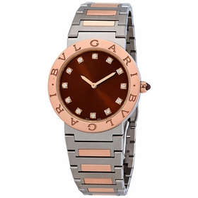 Bvlgari 102924 Bvlgari Ladies Quartz Watch