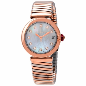 Bvlgari 102954 LVCEA Tubogas Ladies Automatic Watch
