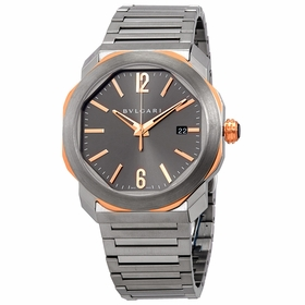 Bvlgari 103083 Octo Roma Mens Automatic Watch