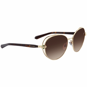 Bvlgari BV6087B 27813 57  Ladies  Sunglasses