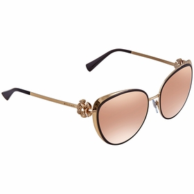 Bvlgari BV6092B 239/6F 57  Ladies  Sunglasses