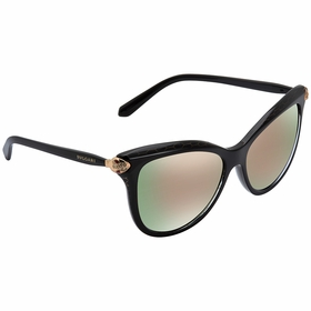 Bvlgari BV8188B-54294Z-57 BV8188B Ladies  Sunglasses