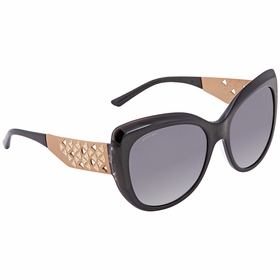 Bvlgari BV8198B 5439T3 57 Divas' Dream Ladies  Sunglasses