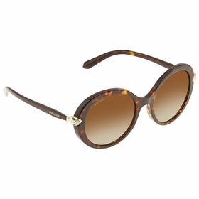 Bvlgari BV8204BF 504T5 54 Serpenti Ladies  Sunglasses