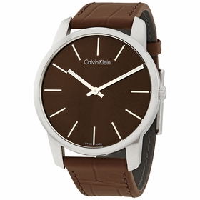 Calvin Klein K2G211GK City Mens Quartz Watch