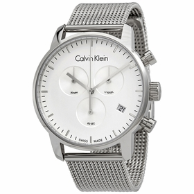 Calvin Klein K2G27126 City Mens Chronograph Quartz Watch