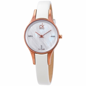 Calvin Klein K43236LT Simplicity Ladies Quartz Watch