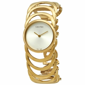 Calvin Klein K4G23526 Body Ladies Quartz Watch