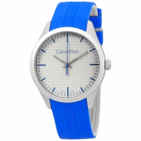 Calvin Klein K5E51FV4 Color Unisex Quartz Watch