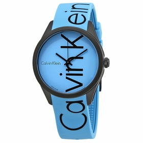 Calvin Klein K5E51TVN Color Mens Quartz Watch