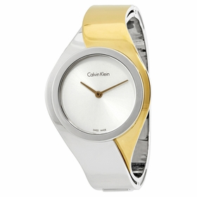 Calvin Klein K5N2S1Y6 Senses Ladies Quartz Watch