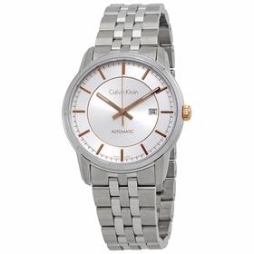 Calvin Klein K5S34B46 Infinite Mens Automatic Watch