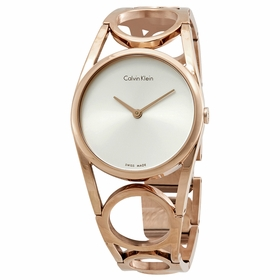 Calvin Klein K5U2M646 Round Ladies Quartz Watch