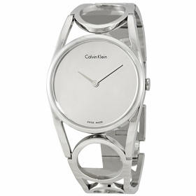 Calvin Klein K5U2S148 Round Ladies Quartz Watch