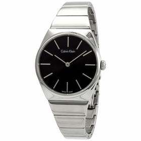 Calvin Klein K6C2X141 Supreme Ladies Quartz Watch