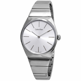 Calvin Klein K6C2X146 Supreme Ladies Quartz Watch