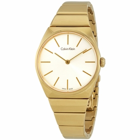 Calvin Klein K6C2X546 Supreme Ladies Quartz Watch